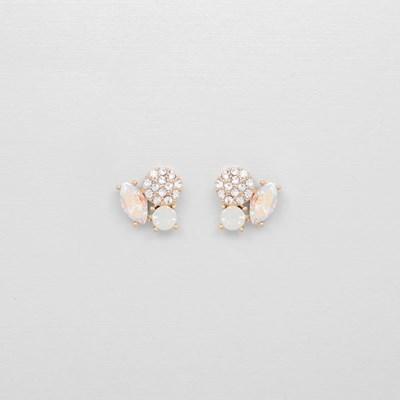 [쥬디앤폴] 피오레 오팔 크리스탈 버터플라이 포스트 귀걸이 E51535