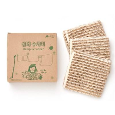 [예고은삼베] 삼베수세미