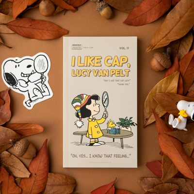 [Peanuts] 월간 스누피 노트 vol.11 (일기장)