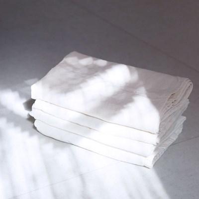 먼지안나는 2겹 강화 소창 수건 / 무표백 무형광 목욕타올