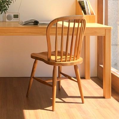 브런치 원목의자