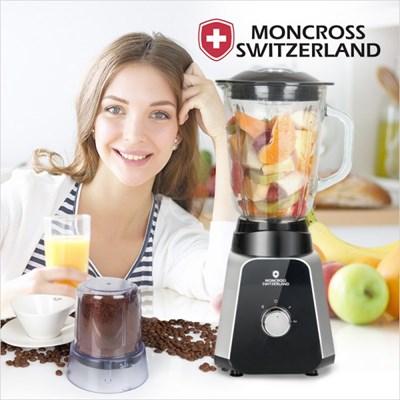 스위스 몽크로스 K1080ML 유리 믹서기 1.5L_(1332150)