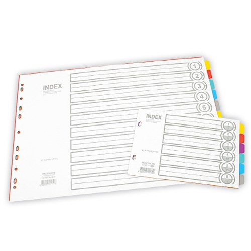 [대흥] 인덱스간지 I-406 6분류 PP A5_(12654484)