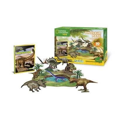 [큐빅펀] 공룡공원 내셔널지오그래픽 키즈_(1219702)
