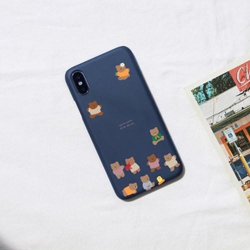 곰곰숨어라(네이비) 231 아이폰/LG