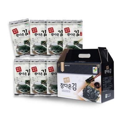 [농사랑]대천 참다온 도시락김 5g x 15봉_(1399491)