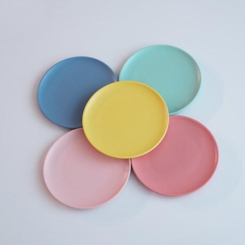 그랑쉘 무광 플레이트 (5color, 3size)