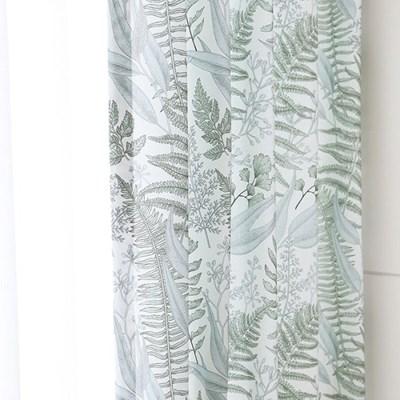 브라켄 커튼(화이트)(총140x150cm)