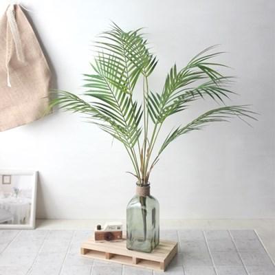 야자수잎 그린화병세트