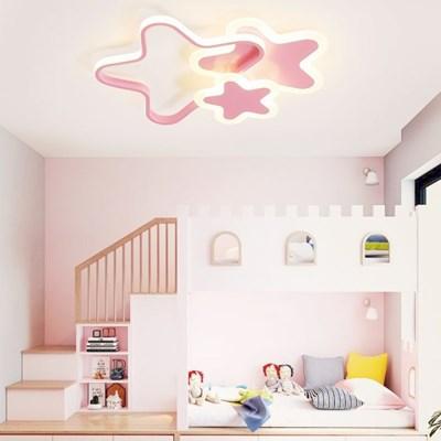 boaz 별삼총사 방등(LED) 홈 키즈 카페 인테리어 조명