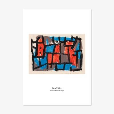 파울 클레 3 명화 인테리어 아트 포스터 16종
