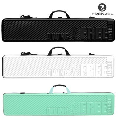 프렌젤 FZ03 프리다이빙 롱핀 하드케이스 핀백 가방_(701779048)