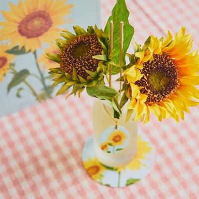 월간생일화지음 Ver.02 - 8월의꽃 해바라기 생일화 알러지프리 디퓨