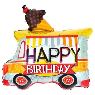 [원팩] 생일은박풍선 아이스크림버스 60x70cm_(12089203)