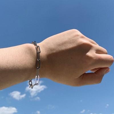 남자 체인 팔찌 icn bracelet_(1199359)