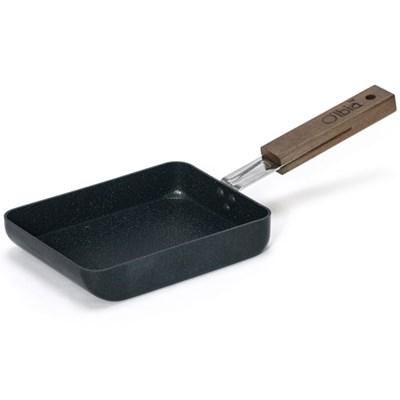 올비아 블랙로드 사각후라이팬18cm_(3565907)