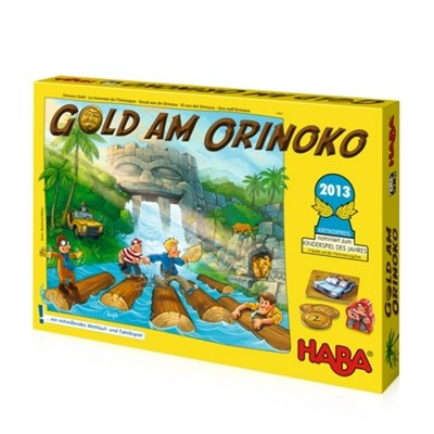 하바 오리노코강의 모험 보드게임_(301816455)