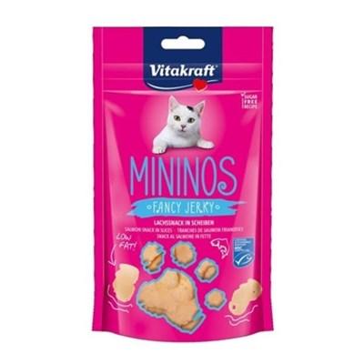 고양이간식시리즈 비타크래프트 미니노 스낵 40g 연어