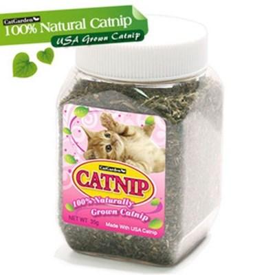 캣가든 네츄럴 캣닢 35g 고양이캣잎 고양이간식