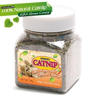 캣가든 네츄럴 캣닢 28g 고양이캣잎 고양이간식