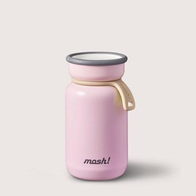 [MOSH] 모슈 보온보냉 라떼 미니 텀블러 200 핑크