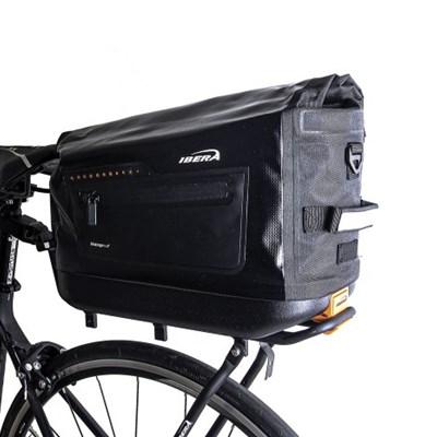 아이베라 원터치 탈부착 방식 자전거 짐받이 가방 세트 대만산
