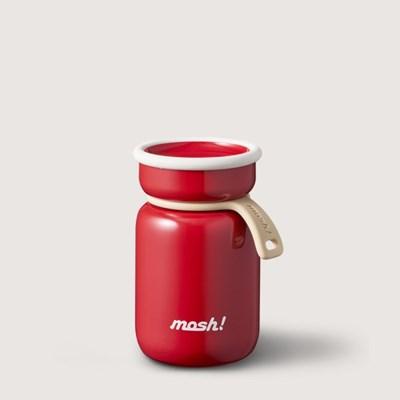 [MOSH] 모슈 보온보냉 라떼 미니 텀블러 120 레드