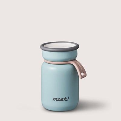 [MOSH] 모슈 보온보냉 라떼 미니 텀블러 120 스카이