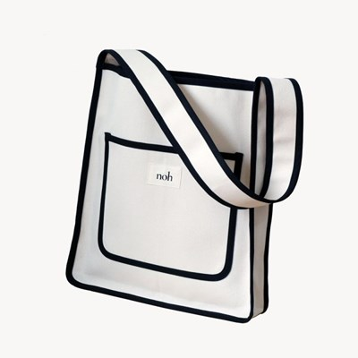 Frame bag (ivory)