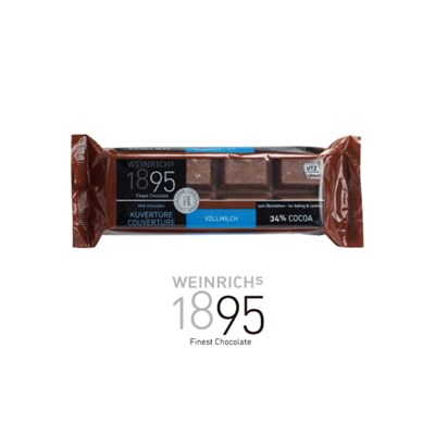 [초콜릿DIY] 독일 바인리히 밀크커버처 초콜릿 36%  (no.1796)