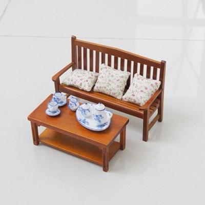 우드 테이블 미니어처_(1980529)