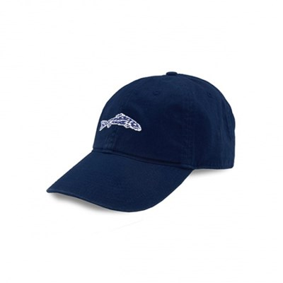 [Smathers&Branson]Adult`s Hats Catch of the Day on Navy