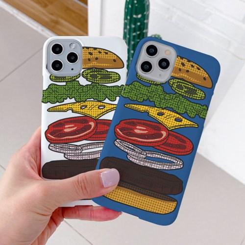 팝버거 슬림하드 케이스
