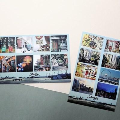 [제미포티] 홍콩,대만 트래블 사진 스티커