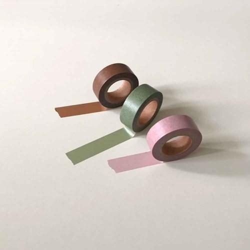 Masking tape 3colors
