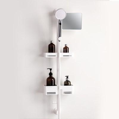 DIY욕실 샤워기세트, 샤워캐디 5단 풀세트