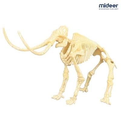 미디어 공룡뼈 퍼즐 화석조립완구 메머드_(1153430)