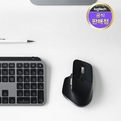 로지텍코리아 정품 MX Master 3 for Mac 마우스_(802585)