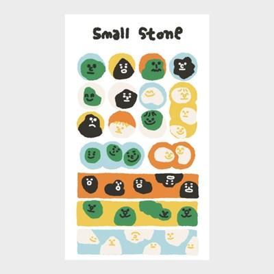 아그아그 small stone 스티커