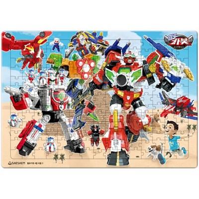 195조각 판퍼즐 - 헬로 카봇