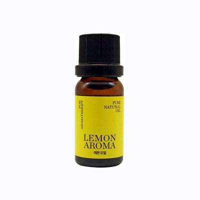 네페라 아로마 오일 레몬 천연 에센셜 오일 테라피 향