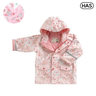 [HAS] 아동 레인코트_핑크페이즐리