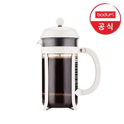 [보덤] 샴보드 프렌치프레스 커피메이커(오프화이트) 1L