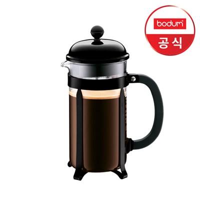 [보덤] 샴보드 프렌치프레스 커피메이커(블랙) 1L