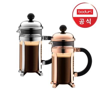 [보덤] 샴보드 프렌치프레스 커피메이커(카퍼/샤이니) 3