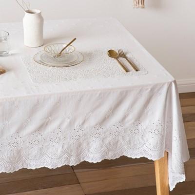 로맨틱 화이트 테이블 시리즈 2Type_(247682)