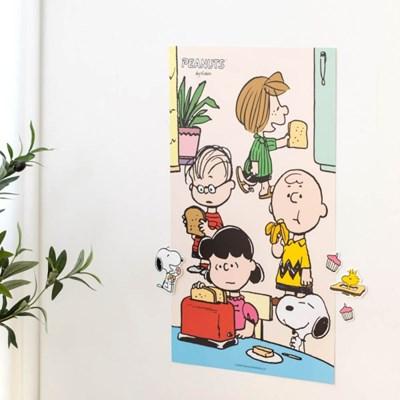 [Peanuts] 인테리어 스티커 & 포스터