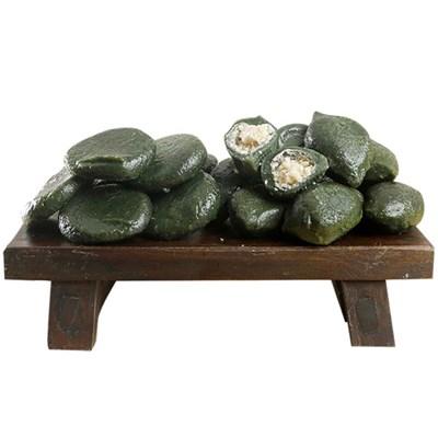 [농사랑]고수록 송편7봉(10알)+개떡3봉(/10알)