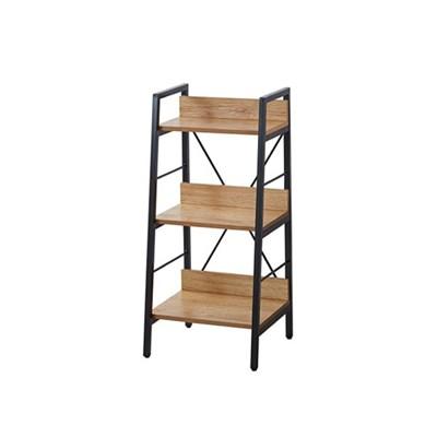 작은책장 슬림선반 인테리어책장 거실장식장 낮은선반