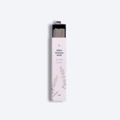 [올롯] 인센스 스틱 라벤더향 30g  1팩 (약87개입)